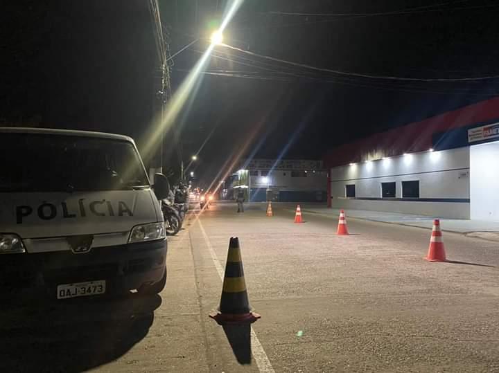 Em Parintins, policiais militares do 11° Batalhão de Polícia Militar iniciam operação contra ataques de facção criminosa
