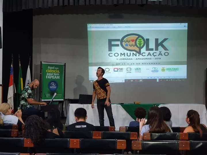 Em Parintins, curso de Jornalismo do ICSEZ promove I Seminário de Estudos em Folkcomunicação
