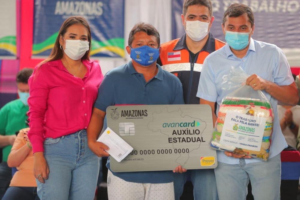 Governador Wilson Lima coordena ações da Operação Enchente 2021 em Autazes