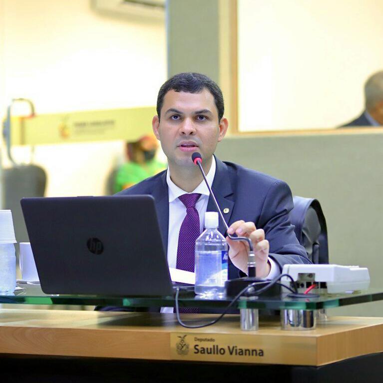 Proposta do deputado Saullo Vianna, PEC dos policiais penais é aprovada na Aleam