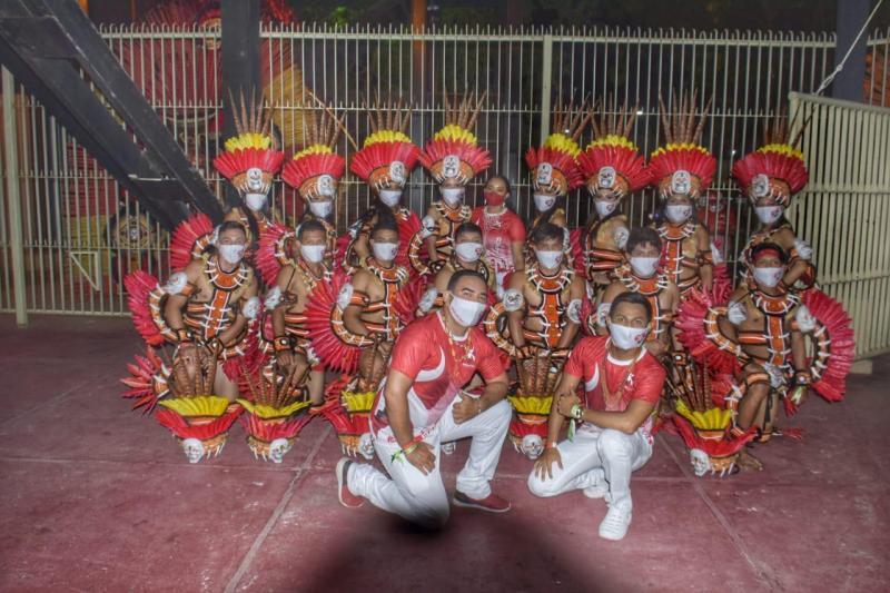 Grupo de dança Garantido Show abre inscrições para novos integrantes