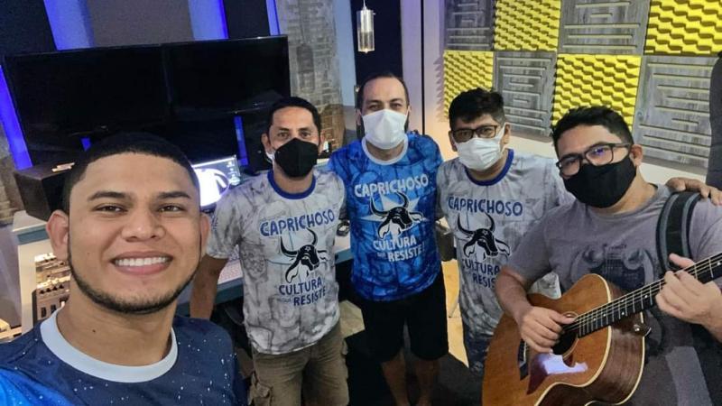 Boi Caprichoso anuncia o primeiro álbum gravado ao vivo na arena do Bumbódromo