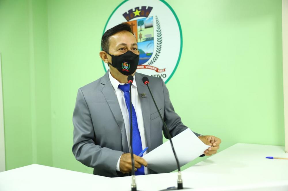 Vereador Babá Tupinambá apresenta demanda de moradores do Residencial Vila Cristina