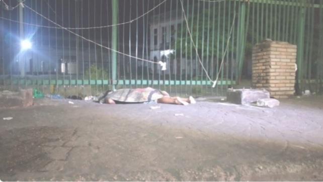 Mulher é morta com tiros no centro de Manaus