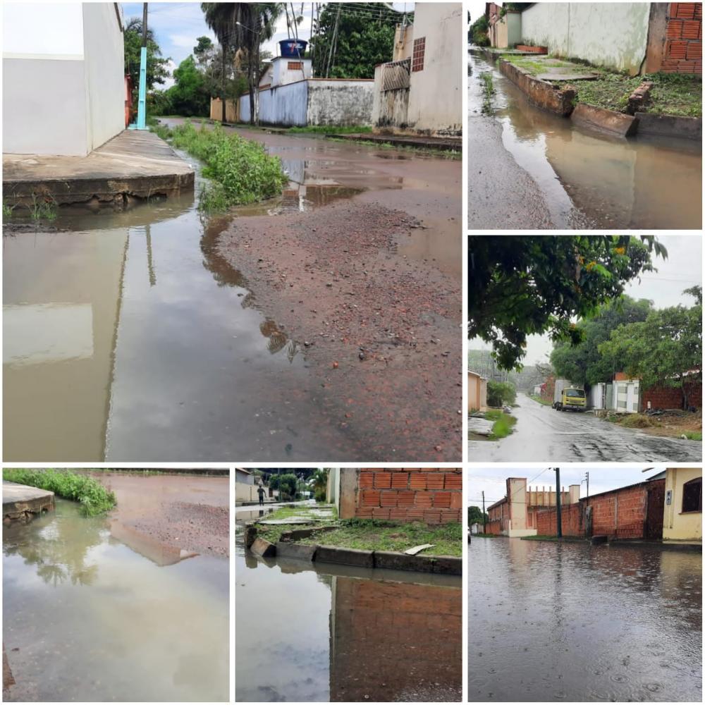 Vereador Babá Tupinambá realiza visita em bairro de Parintins para verificar demandas da comunidade