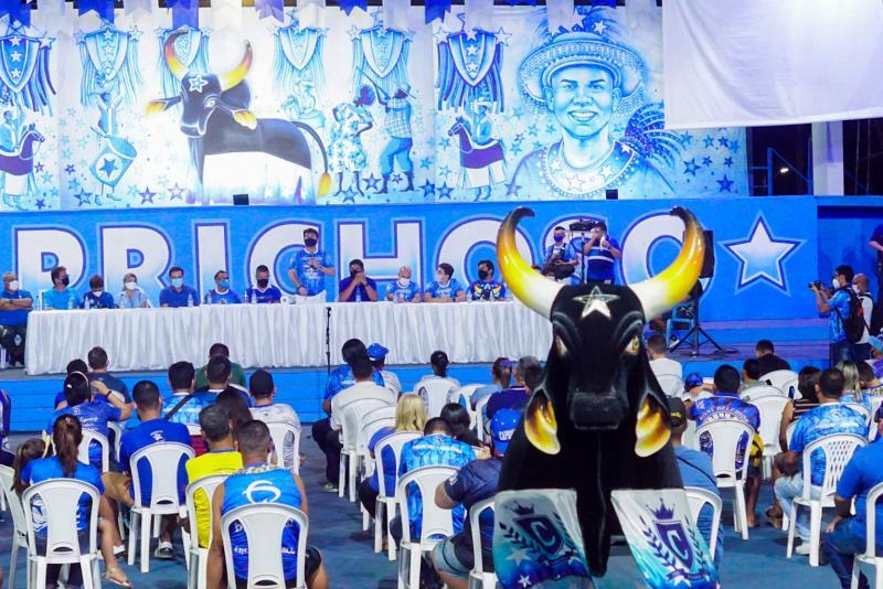 Sócios do Boi Caprichoso aprovam extensão do mandato de Jender Lobato até 2023