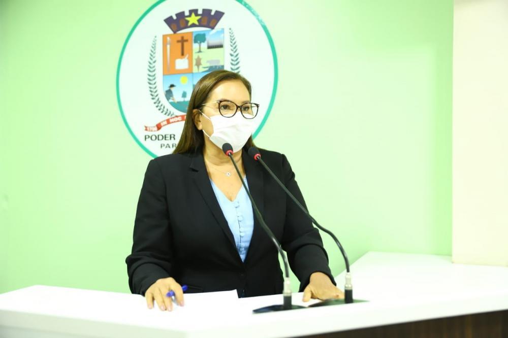 Vereadora Márcia Baranda propõe automatização dos aparelhos de Hematologia e Bioquímica da Policlínica Padre Vitório