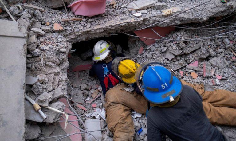 Número de mortos em terremoto no Haiti, chega a quase 2 mil
