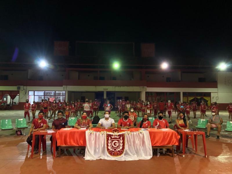 Em Parintins, Boi Garantido realiza seletiva de novos dançarinos do Garantido Show