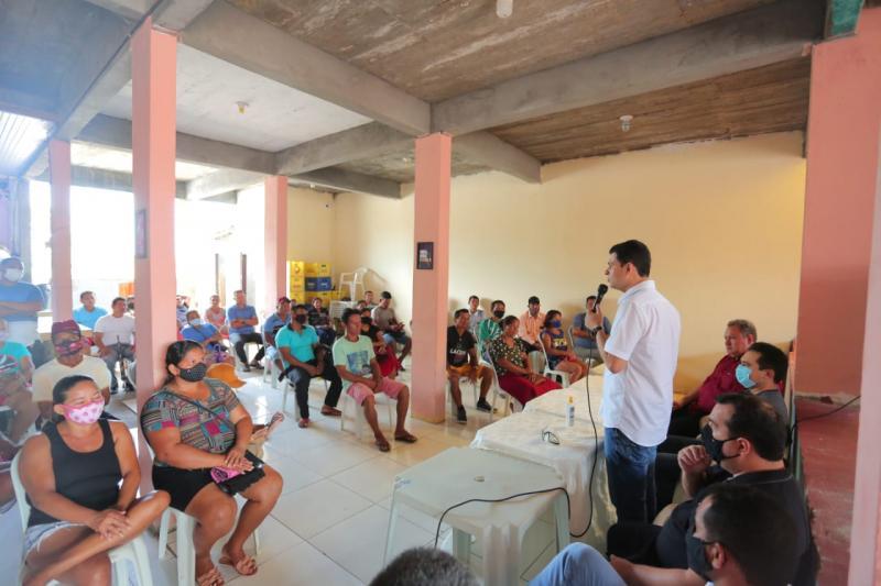 Deputado Saullo Viana destaca segurança, saúde e infraestrutura como principais problemas de Tefé