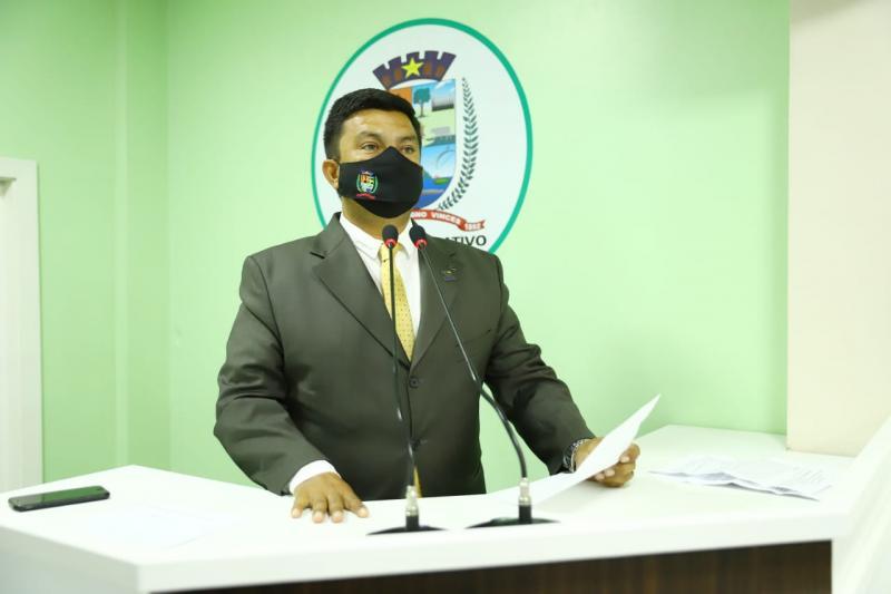 Vereador Telo solicita melhorias para quatro comunidades rurais e manutenção do Salta-Z
