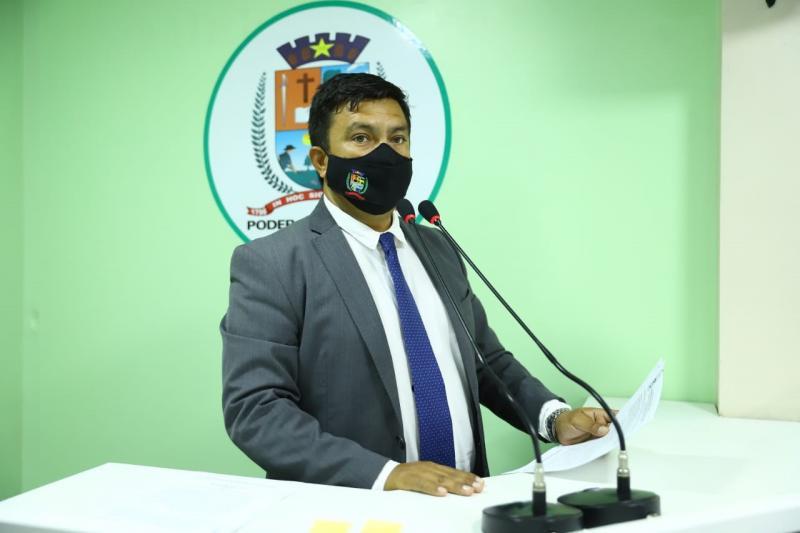 Vereador Telo Pinto defende que Parintins seja polo para realização de Prova de Concurso para área de Segurança Pública
