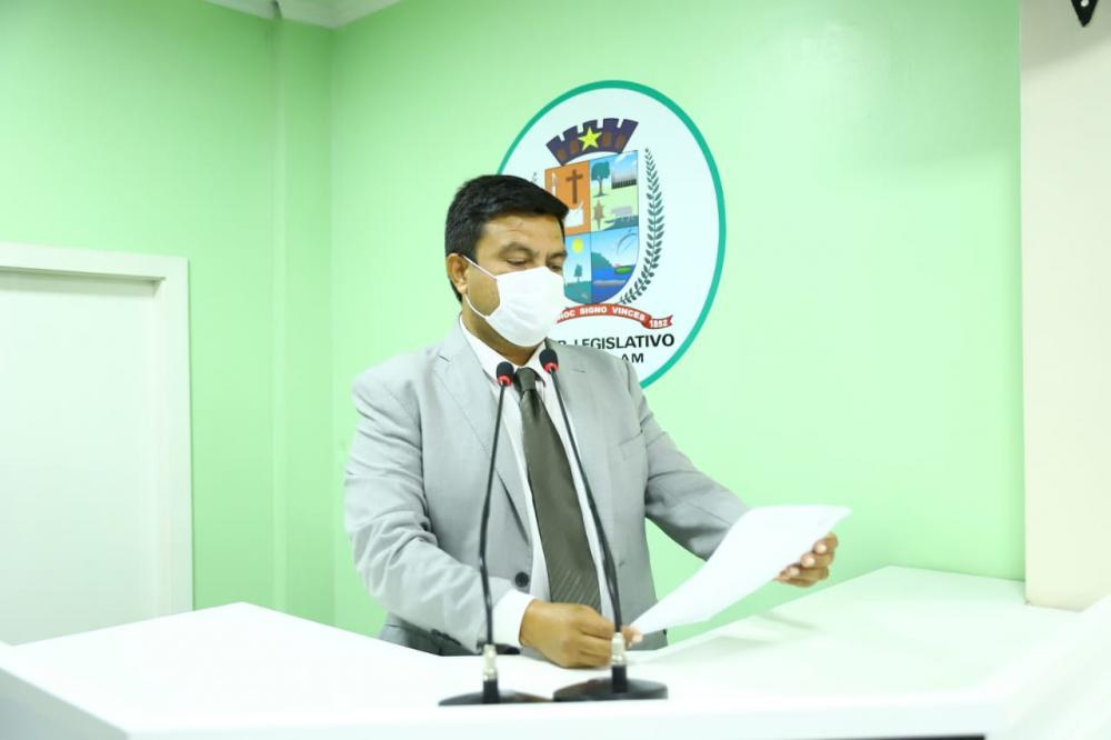 Em proposições, Vereador Telo parabeniza Liceu de Artes e homenageia artistas