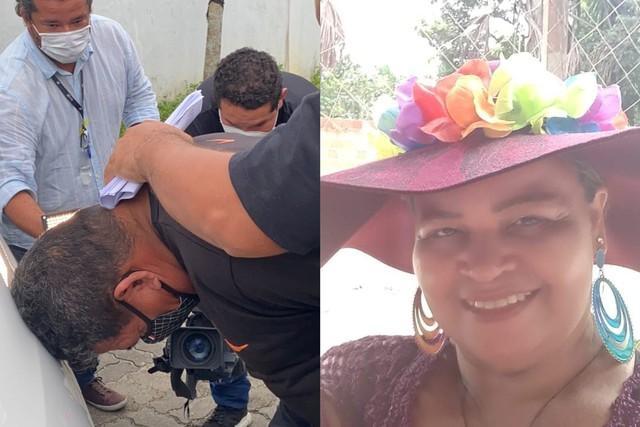 Marido confessa que matou técnica em enfermagem após ela decidir acabar relação de quase 30 anos, em Manaus