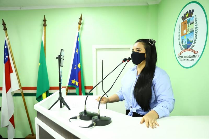 Vereadora Vanessa Gonçalves ressalta união em defesa da reabertura do Hospital Pe. Colombo