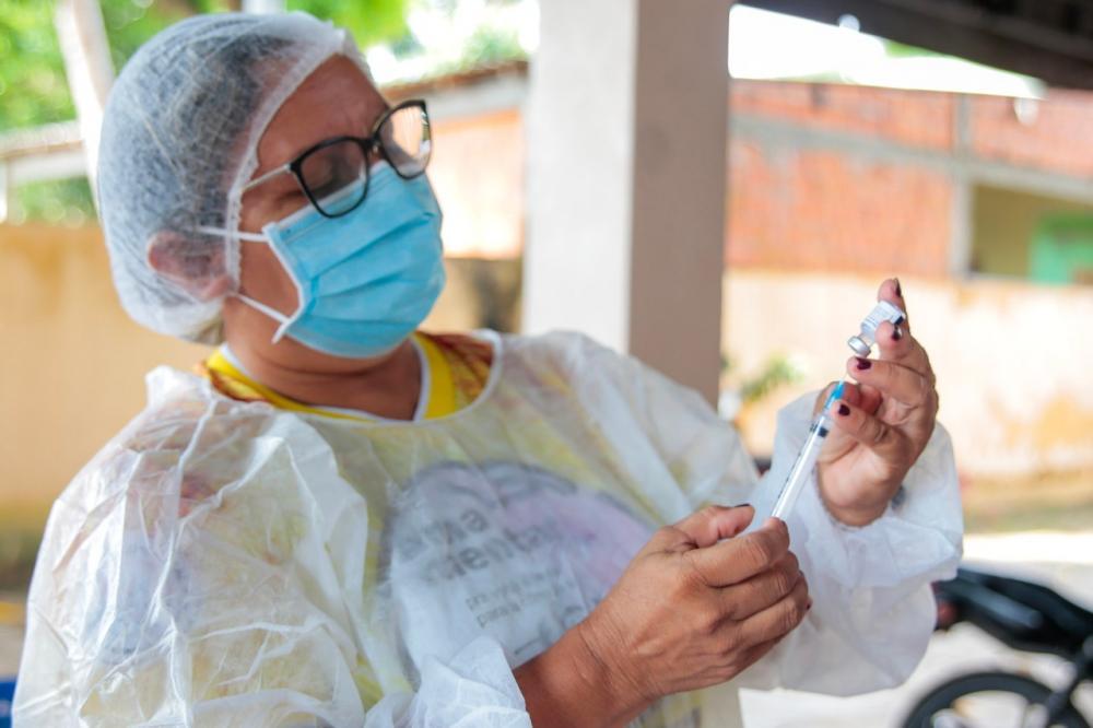 Prefeitura de Parintins reforça chamado para vacinação contra a Covid-19