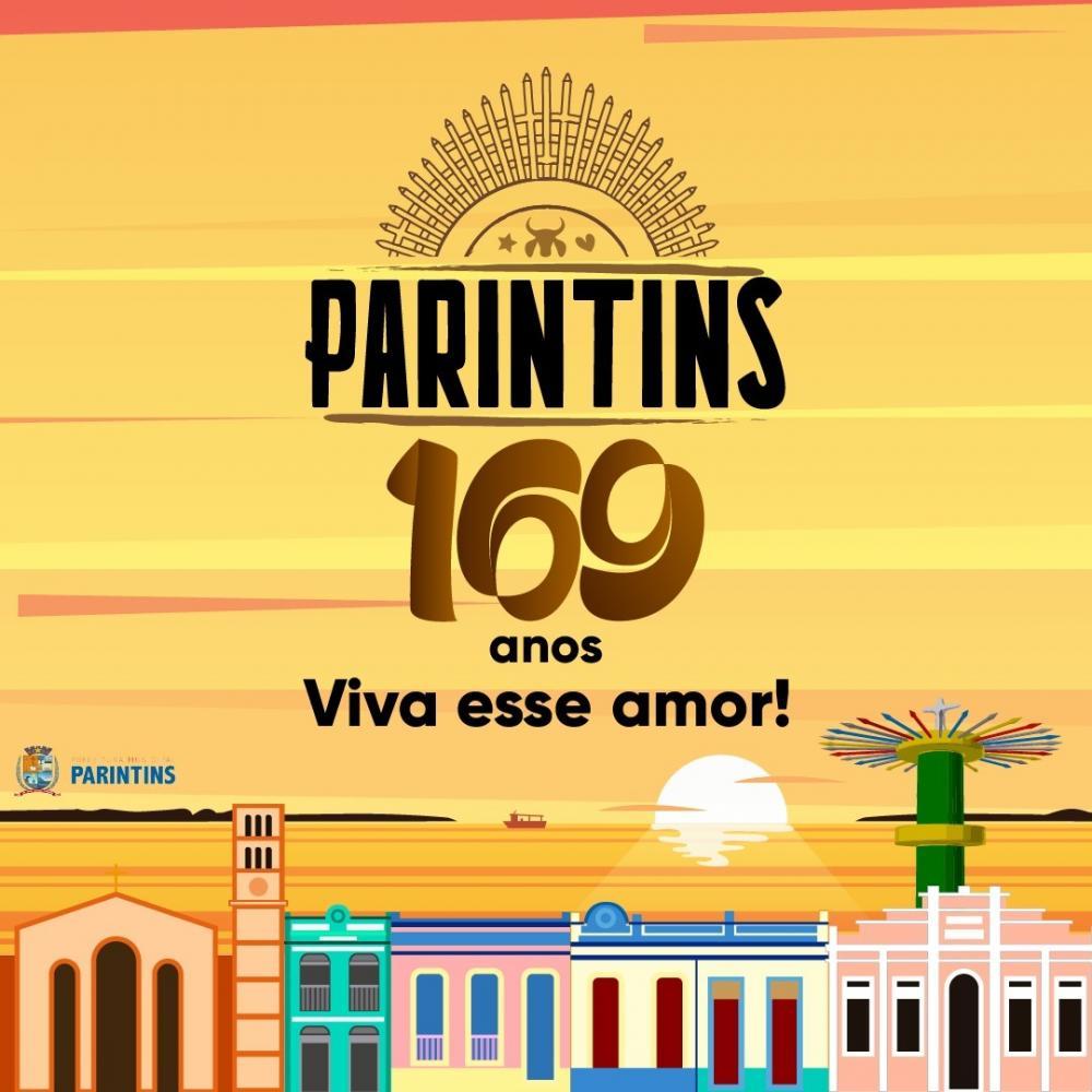 Em comemoração ao aniversário da cidade, Prefeitura de Parintins realizará série de inaugurações no município