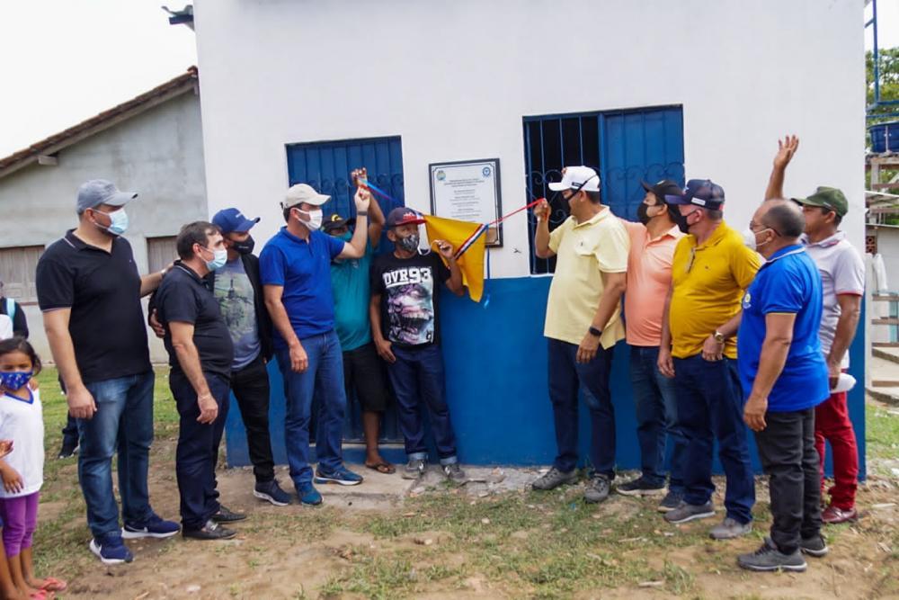 Mais de 200 famílias são beneficiadas com obras entregues no segundo dia de inaugurações em Parintins