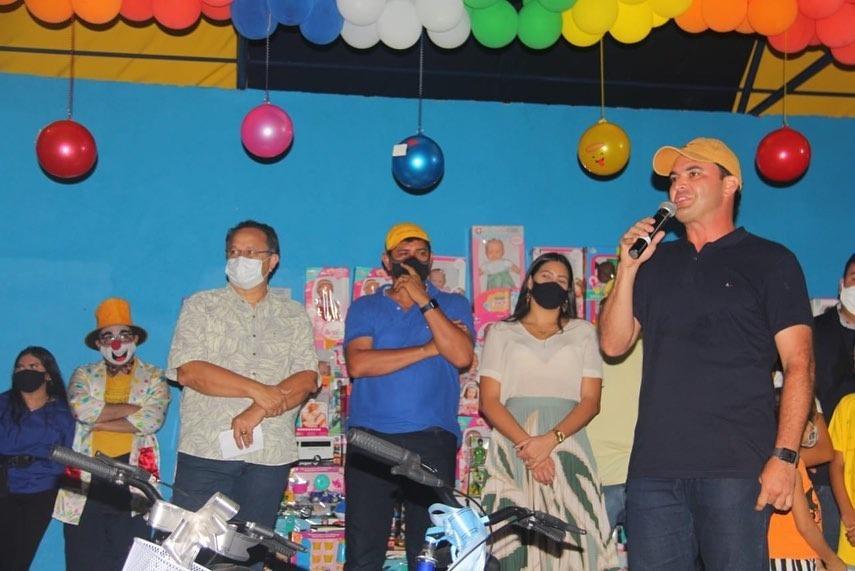 Mateus Assayag destaca ações e investimentos da gestão do Prefeito Bi Garcia, durante maratona de inaugurações em Parintins