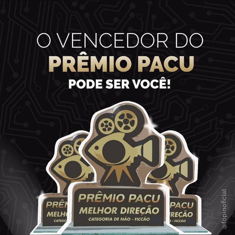Curso de Comunicação Social/Jornalismo, da Ufam Parintins, lança edital do Prêmio Pacu de Audiovisual 2021