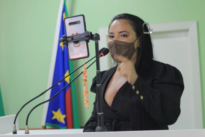 Vereadora Vanessa Gonçalves enfatiza maratona de inaugurações em Parintins