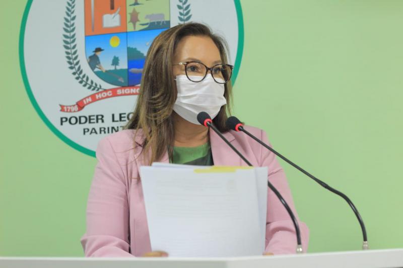 Márcia Baranda solicita melhorias para sistemas de energia, água e infraestrutura de comunidades do Uaicurapá