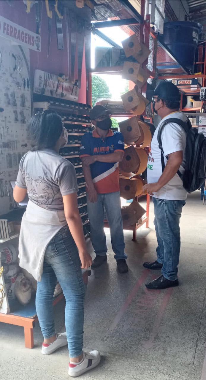 Prefeitura de Parintins ordena horário de recebimento de resíduos do comércio no aterro controlado